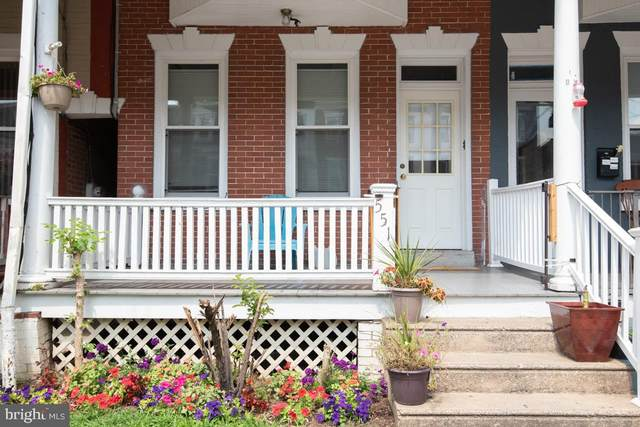 551 N Plum Street, LANCASTER, PA 17602 (#PALA2002358) :: CENTURY 21 Home Advisors