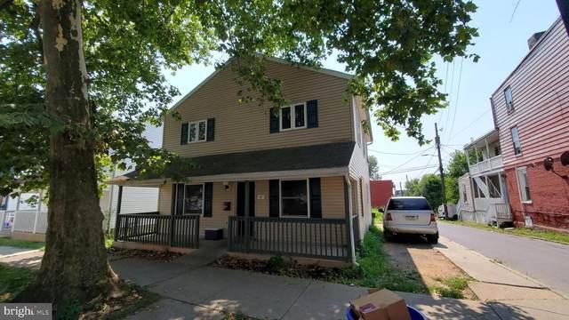 14 S 18TH Street, HARRISBURG, PA 17104 (#PADA2001500) :: The Paul Hayes Group | eXp Realty