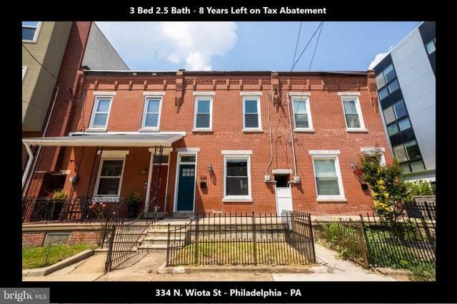334 N Wiota Street, PHILADELPHIA, PA 19104 (#PAPH2012996) :: Lee Tessier Team