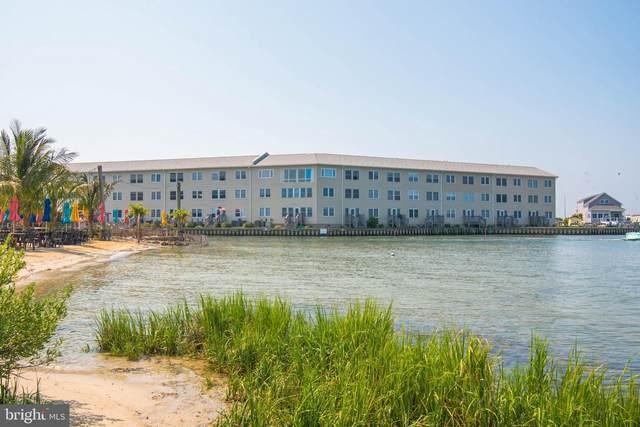 120 53RD Street G301 Bayspot, OCEAN CITY, MD 21842 (#MDWO2000924) :: CoastLine Realty