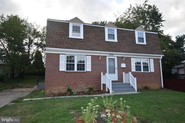 1430 Hallwood Road, BALTIMORE, MD 21228 (#MDBC2004852) :: Colgan Real Estate