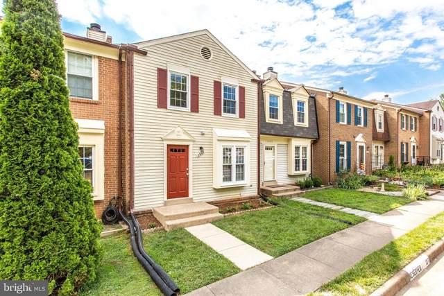 2803 Grovemore Lane, VIENNA, VA 22180 (#VAFX2010164) :: Arlington Realty, Inc.