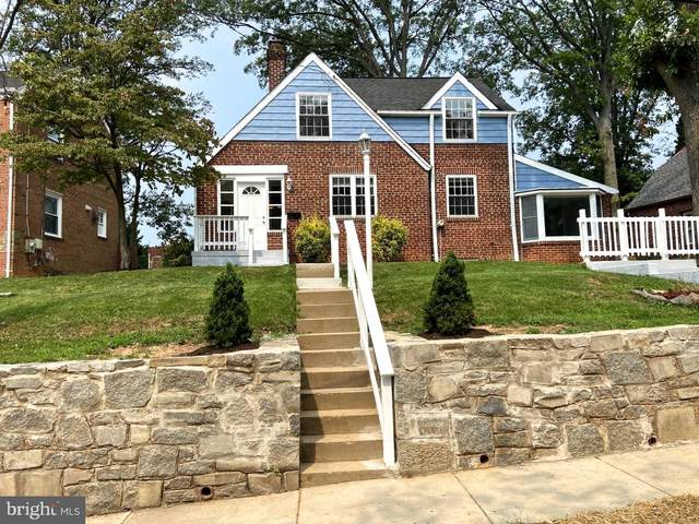 3816 58TH Avenue, HYATTSVILLE, MD 20784 (#MDPG2005282) :: The Dailey Group