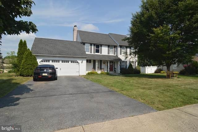 405 Walnuttown Road, FLEETWOOD, PA 19522 (#PABK2002016) :: Sunrise Home Sales Team of Mackintosh Inc Realtors