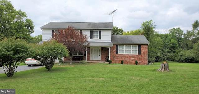 764 Quarry Road, BUNKER HILL, WV 25413 (#WVBE2001182) :: Integrity Home Team
