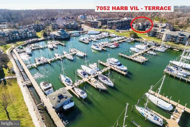 7052 Harbour Village Court T-2, ANNAPOLIS, MD 21403 (#MDAA2004742) :: AJ Team Realty