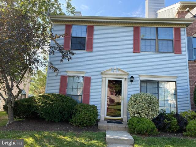 58 Oneill Court Bld#55, LAWRENCE, NJ 08648 (#NJME2002502) :: Holloway Real Estate Group