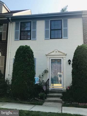 4 Van Buren Place, LAWRENCE TOWNSHIP, NJ 08648 (#NJME2002580) :: Sail Lake Realty