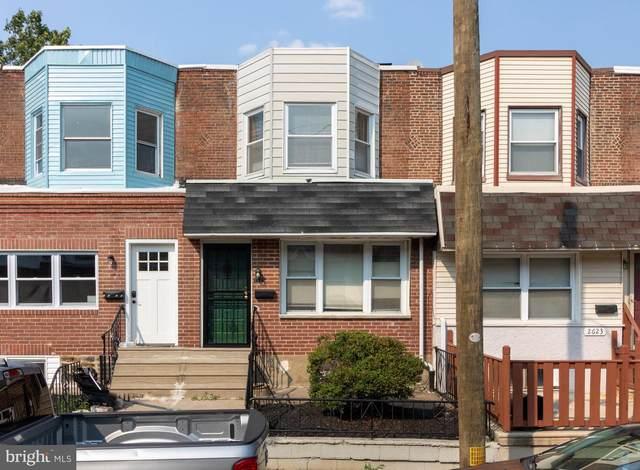 2621 S Hobson Street, PHILADELPHIA, PA 19142 (#PAPH2014306) :: Talbot Greenya Group