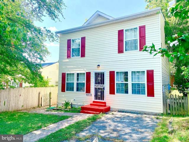 6510 Drylog Street, CAPITOL HEIGHTS, MD 20743 (#MDPG2005598) :: Shamrock Realty Group, Inc