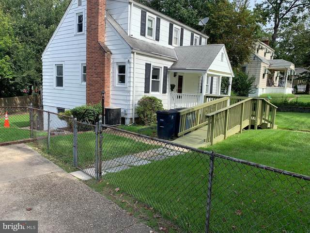 5607 Woodland Drive, OXON HILL, MD 20745 (#MDPG2005600) :: The Vashist Group