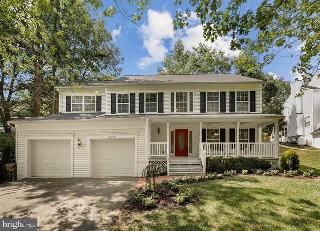 2006 Farragut Drive, STAFFORD, VA 22554 (#VAST2001796) :: Debbie Dogrul Associates - Long and Foster Real Estate