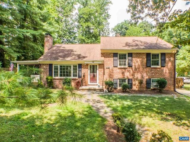 1705 Yorktown Dr, CHARLOTTESVILLE, VA 22903 (#620416) :: Murray & Co. Real Estate
