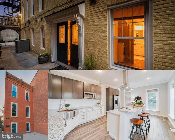 314 S Patterson Park Avenue, BALTIMORE, MD 21231 (#MDBA2005974) :: The Dailey Group