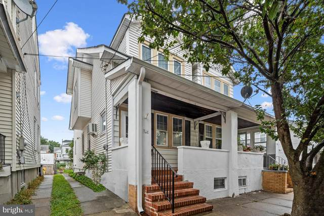 328 Commonwealth Avenue, TRENTON, NJ 08629 (#NJME2002712) :: The Dailey Group