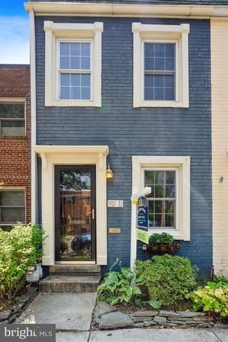 902-1/2 Pendleton Street, ALEXANDRIA, VA 22314 (#VAAX2001948) :: Charis Realty Group