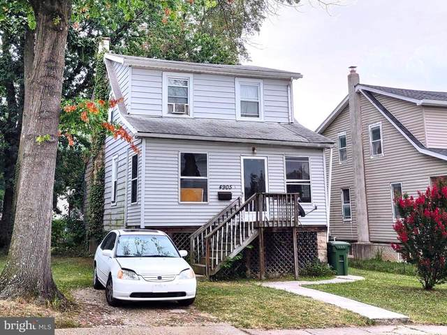 4905 Midwood Avenue, BALTIMORE, MD 21212 (#MDBA2006138) :: Charis Realty Group