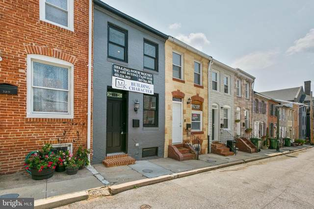 311 S Castle Street, BALTIMORE, MD 21231 (#MDBA2006176) :: New Home Team of Maryland