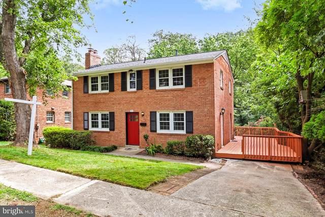 505 S Harrison Street, ARLINGTON, VA 22204 (#VAAR2002716) :: Cortesi Homes