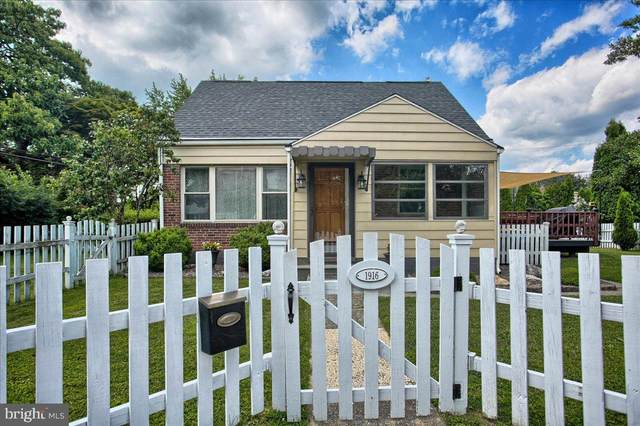 1916 Princeton Avenue, CAMP HILL, PA 17011 (#PACB2001746) :: The Paul Hayes Group | eXp Realty