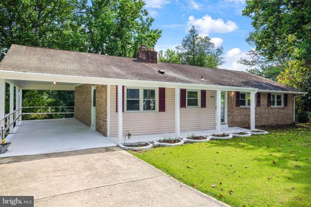 9901 Worrell Avenue, GLENN DALE, MD 20769 (#MDPG2006018) :: Shamrock Realty Group, Inc