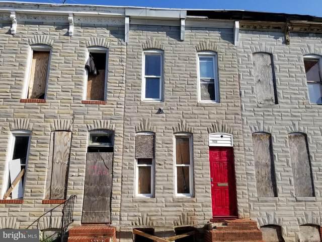 1920 Christian Street, BALTIMORE, MD 21223 (#MDBA2006302) :: Lee Tessier Team