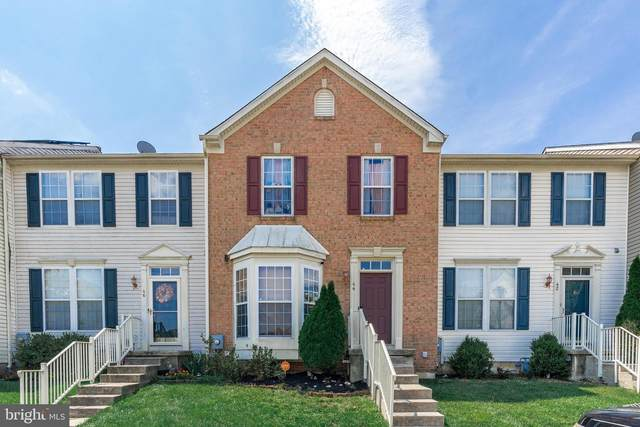 44 Colts Neck Drive, SICKLERVILLE, NJ 08081 (#NJCD2003790) :: Tom Toole Sales Group at RE/MAX Main Line