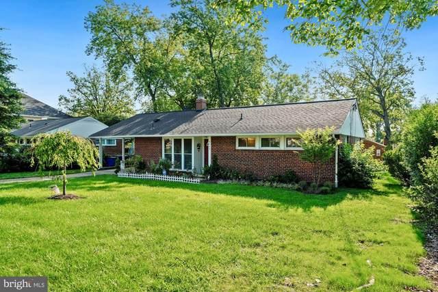 6205 Hanover Avenue, SPRINGFIELD, VA 22150 (#VAFX2011806) :: RE/MAX Cornerstone Realty