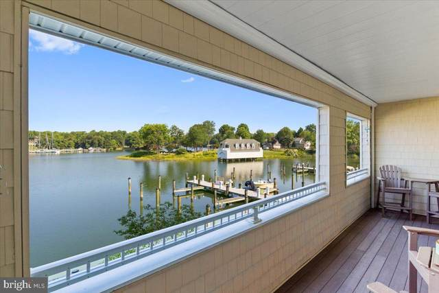 612 Oyster Bay Place #202, SOLOMONS, MD 20688 (#MDCA2001096) :: The Maryland Group of Long & Foster Real Estate