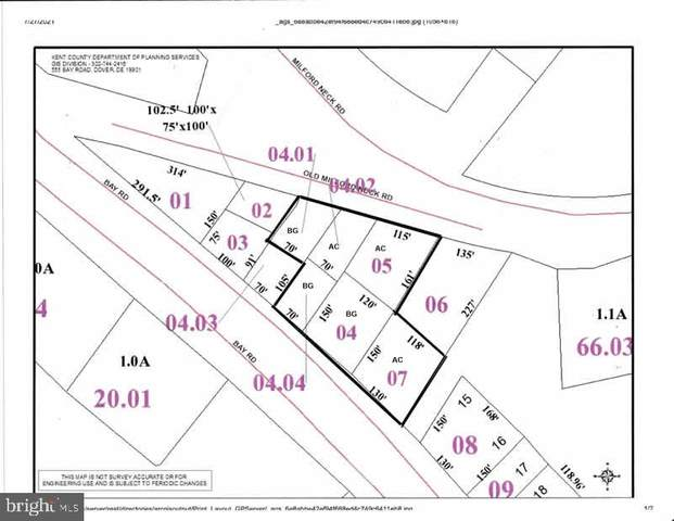 3624 Bay Rd, MILFORD, DE 19963 (#DEKT2001502) :: Barrows and Associates
