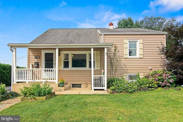 40 S 39TH Street, CAMP HILL, PA 17011 (#PACB2001772) :: The Paul Hayes Group | eXp Realty
