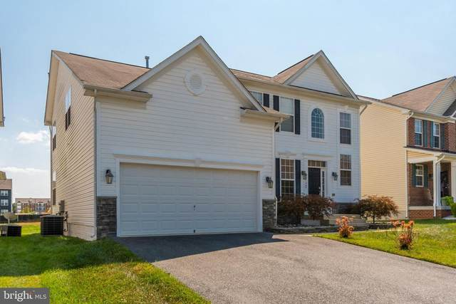 9717 Traver Street, BOWIE, MD 20721 (#MDPG2006328) :: Realty Executives Premier