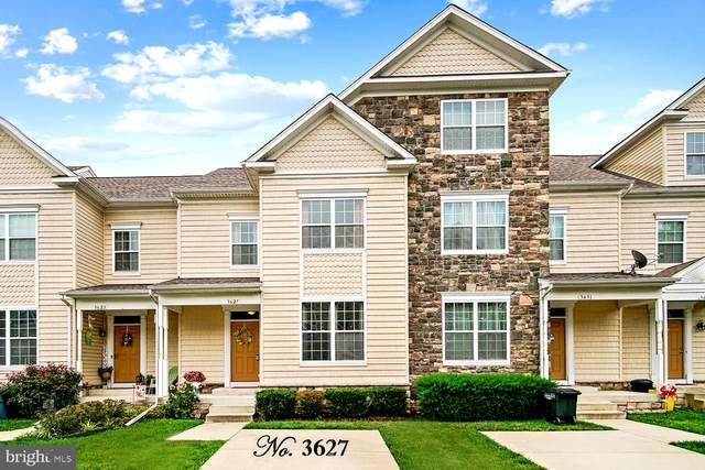 3627 Glouster Drive, NORTH BEACH, MD 20714 (#MDCA2001156) :: The Maryland Group of Long & Foster Real Estate