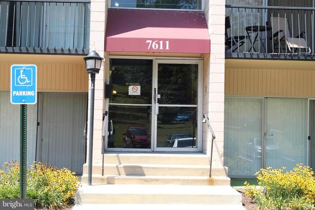 7611 Fontainebleau Drive #2231, NEW CARROLLTON, MD 20784 (#MDPG2006632) :: Tom & Cindy and Associates