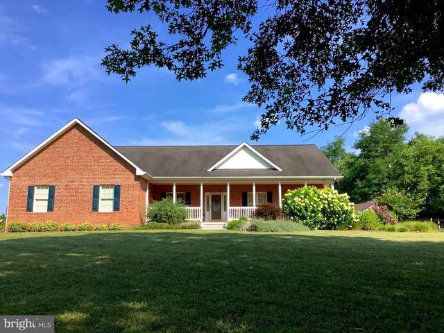 10821 Powell Road, THURMONT, MD 21788 (#MDFR2003444) :: Jacobs & Co. Real Estate