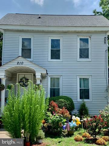 210 N 1ST Street, CRISFIELD, MD 21817 (#MDSO2000266) :: Great Falls Great Homes