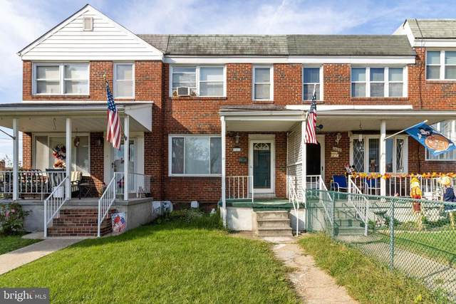7411 Berkshire Road, BALTIMORE, MD 21224 (#MDBC2006590) :: The Mike Coleman Team
