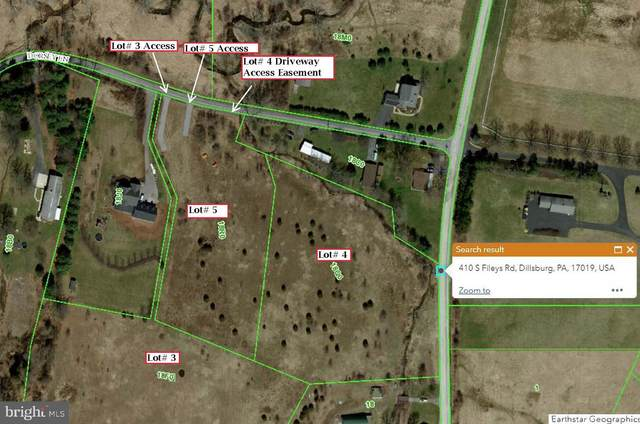 410 S Fileys Road, DILLSBURG, PA 17019 (#PAYK2003778) :: The Craig Hartranft Team, Berkshire Hathaway Homesale Realty