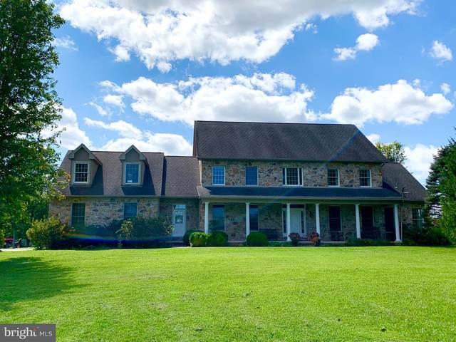 513 Brenneman Drive, LEWISBERRY, PA 17339 (#PAYK2003818) :: The Joy Daniels Real Estate Group
