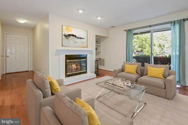 10049 Oakton Terrace Road #10049, OAKTON, VA 22124 (#VAFX2013238) :: RE/MAX Cornerstone Realty