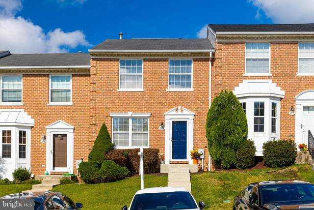 524 Buckstone Garth, ABINGDON, MD 21009 (#MDHR2002266) :: The Maryland Group of Long & Foster Real Estate