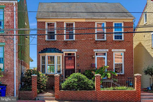70 E South Street, FREDERICK, MD 21701 (#MDFR2003626) :: The MD Home Team