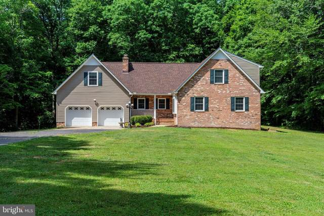 95 Chapel Heights Drive, FREDERICKSBURG, VA 22405 (#VAST2002214) :: RE/MAX Cornerstone Realty