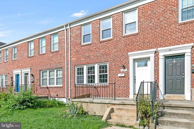 1867 Edgewood Road, TOWSON, MD 21286 (#MDBC2007146) :: The Maryland Group of Long & Foster Real Estate