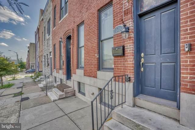 1610 N Broadway, BALTIMORE, MD 21213 (#MDBA2007686) :: Dart Homes