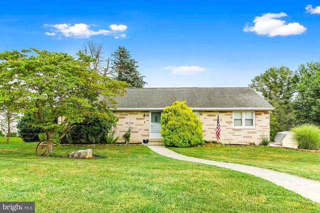 5 Monticello, SPRING GROVE, PA 17362 (#PAYK2004114) :: New Home Team of Maryland