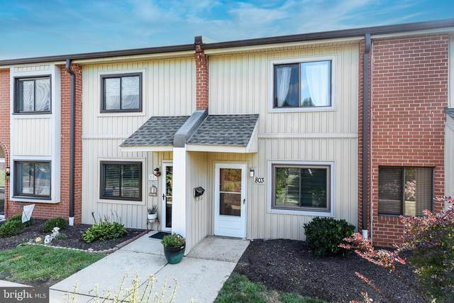 803 Valley Drive, WEST CHESTER, PA 19382 (#PACT2005046) :: Tom Toole Sales Group at RE/MAX Main Line