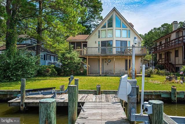 40 Teal Circle, OCEAN PINES, MD 21811 (#MDWO2001500) :: Colgan Real Estate