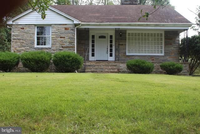 3707 Villa Nova Road, PIKESVILLE, MD 21207 (#MDBC2007626) :: Shamrock Realty Group, Inc
