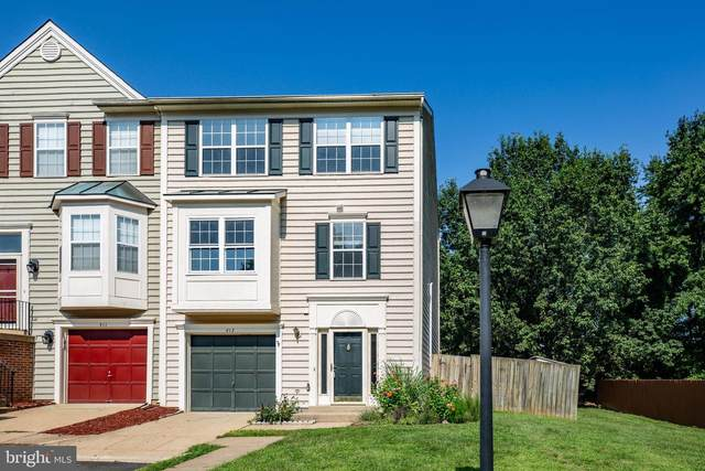 413 Waters Cove Court, STAFFORD, VA 22554 (#VAST2002402) :: The Maryland Group of Long & Foster Real Estate